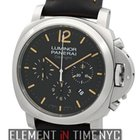 Panerai Luminor Collection Daylight Chronograph Black Dial...