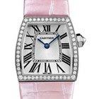 Cartier La Dona 18K Solid White Gold Diamonds