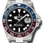 Rolex 18KT White Gold GMT2 Master