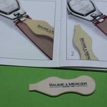 Baume & Mercier vintage booklets and papers linea model...