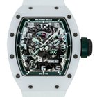 Richard Mille RM 030 'Le Mans Classic' White Ceramic