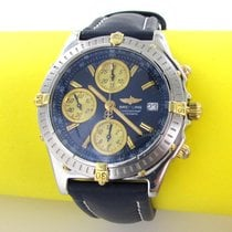 Breitling Windrider Chronograph Automatik Herrenuhr Stahl/gold...