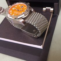 Victorinox Swiss Army dive master mesh shark bracelet