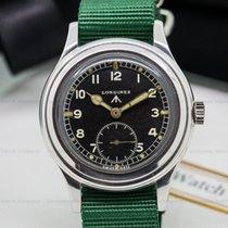 """Longines 23088 Rare Vintage """"Greenlander"""" WWW RAF..."""