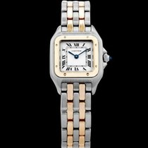 Cartier Panthere Panther Ladies Watch, Ref. 1120 - Stainless...
