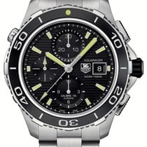 TAG Heuer Aquaracer Automatic Chronograph 500M cak2111.ba0833