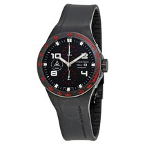 Porsche Design P'6340 Red Dial Automatic Men's...