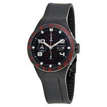 Porsche Design P'6340 Red Dial Automatic Men's...