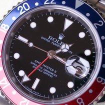 Rolex GMT II ST REF 16710 # Rectangular # WIE NEU + B&P...