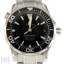 Omega Uhr Seamaster Professional Chronometer Medium Edelstahl...