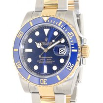 Rolex Submariner 116613lb Steel, Yellow Gold, 40mm