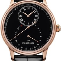 Jaquet-Droz Grande Seconde Deadbeat Black Enamel