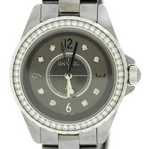 Chanel J12 Diamond Chromatic Ceramic Titanium