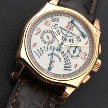 Roger Dubuis Sympathie Chronograph Biretrogade Roségold