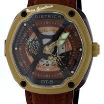 Dietrich Organic Time OT-5 Bronze & PVD