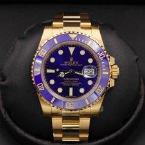 Rolex Submariner - Ceramic - 116618LB - Sunburst Blue Dial -...