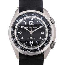 Hamilton Khaki Aviation Pilot Pioneer 41 Automatic Date