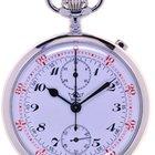 Kronometer Mans Pocketwatch Chronograph