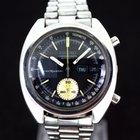Seiko Chronograph Black Dial
