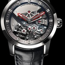 Christophe Claret MAESTOSO - 18K - White Gold - PVD - Limited...