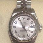Rolex lady datejust diamond dial