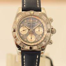 Breitling Chronomat 41 Brillantlünette