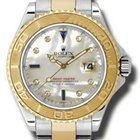 Rolex Yacht-Master Mens Steel and Gold 16623 mds