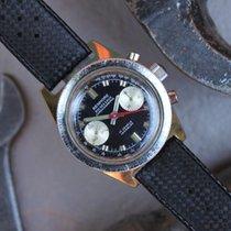 BENMORE Reverse Panda Dial Funky Sporty Vintage Chronograph...