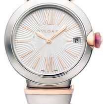 Bulgari Lucea Automatic 33mm lu33c6sspgd