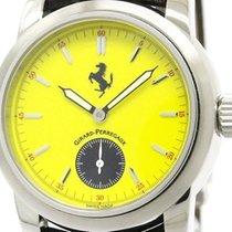 Girard Perregaux Ferrari Steel Automatic Mens Watch 8030...