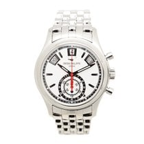 Patek Philippe New  Complications Stainless Steel Silvery...