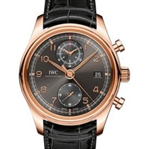 IWC Schaffhausen IW390405 Portugieser Chronograph Classic...