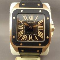 Cartier Santos 100 XL Pink / Rose Gold