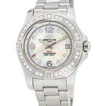 Breitling Colt Women's Watch A7438953/A771-178A
