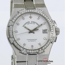 江诗丹顿 (Vacheron Constantin) Overseas Automatic Mens Diamond...