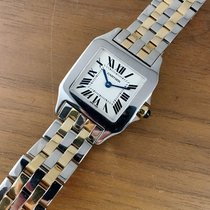 Cartier Santos Demoiselle Ref. 2701 – Unisex Watch