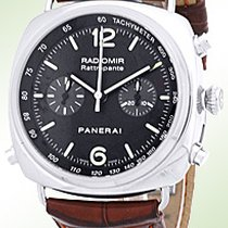 "Panerai Gent's Stainless Steel  ""Radiomir Rattrapante&..."
