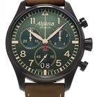 Alpina Startimer Pilot Chronograph Big Date Military