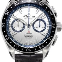 Alpina Geneve Alpiner 4 Chronograph AL-860AD5AQ6 Herrenchronog...
