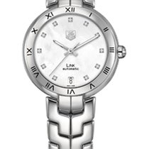 TAG Heuer LINK LADY CALIBRE 7 LUXURY WATCH