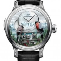 Jaquet-Droz The Bird Repeater Alpine View
