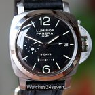 Panerai PAM 233 K GMT w 8 day Movement 1950 case