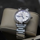 Chopard Diamond Encrusted Chopard Imperiale 36mm Stainless...