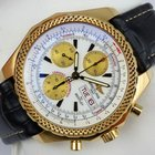 Breitling for Bentley GT Chronograph - Special Edition - Gold 750