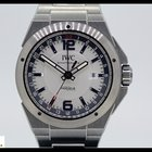 IWC Ingenieur Dual Time steel