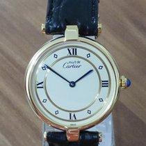 Cartier Must Vermeil VLC Ronde revisioniert