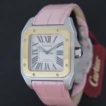 Cartier Santos 100 Midsize NEW