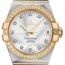 Omega Constellation Co-Axial Automatic 38mm 123.25.38.21.52.002