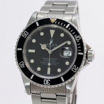 Rolex Vintage Submariner 16800 Matte Dial