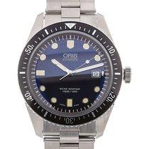 Oris Divers Sixty-Five 42 Automatic Date Blue Dial